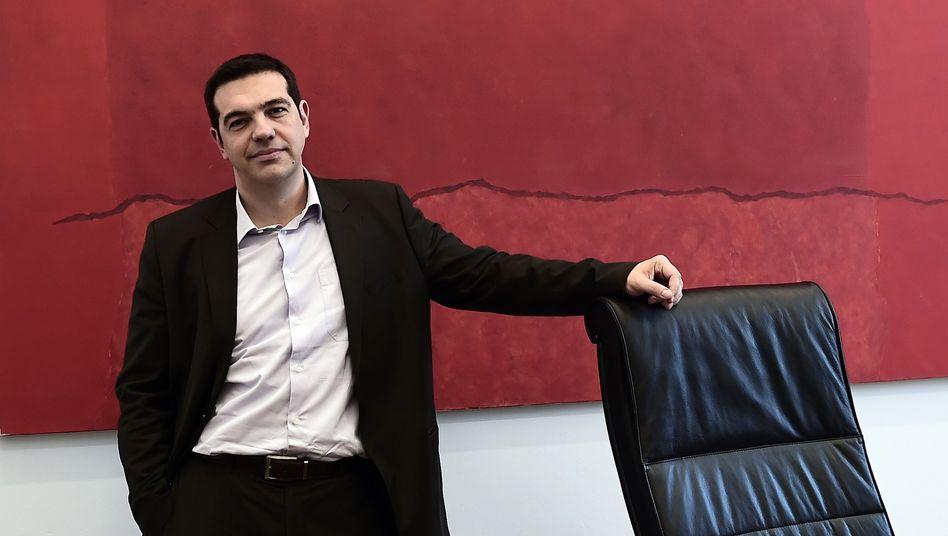 Polit-Aufsteiger Tsipras: Griechenlands charmanter Brandstifter