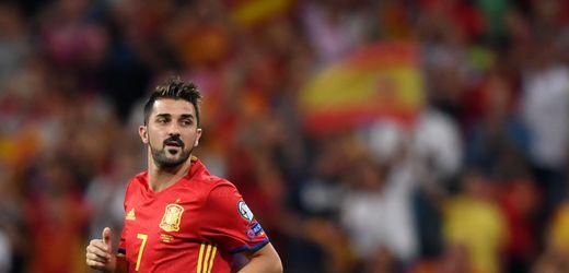 David Villa: Frau erhebt Vorwurf der sexuellen Belästigung gegen Ex-Fußballstar