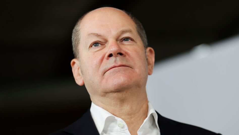 Finanzminister Scholz: Offenbar großer Beratungsbedarf