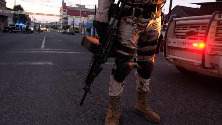 Tödliche Gewalt: Tatort Mexiko