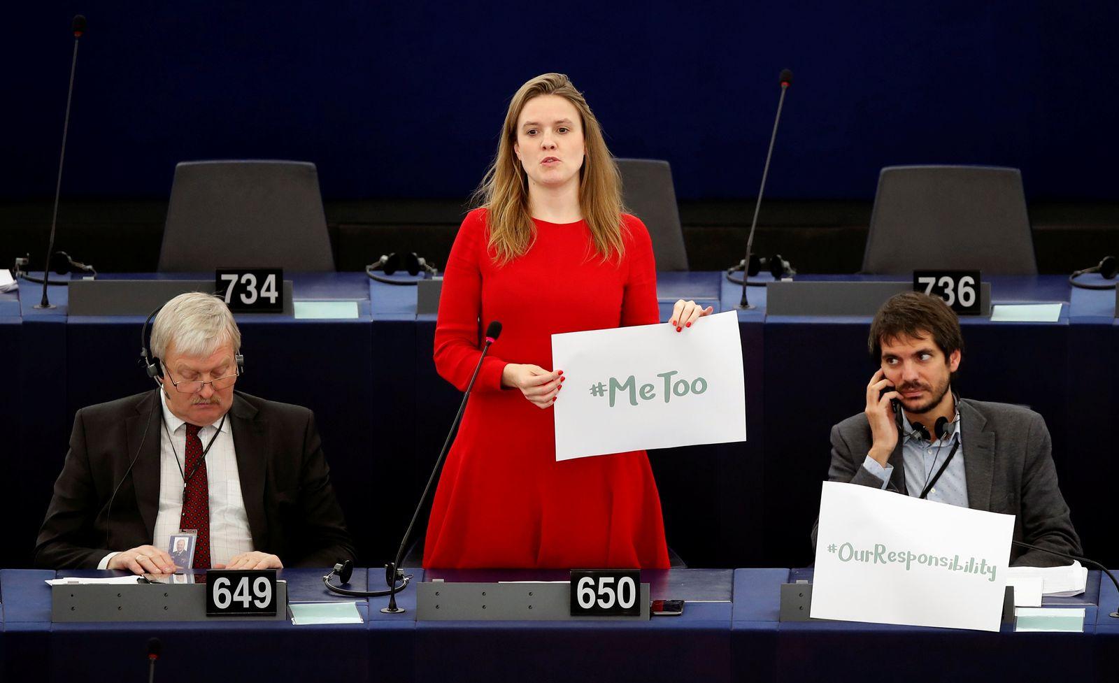 Sexuelle Belästigung Me Too Europaparlament