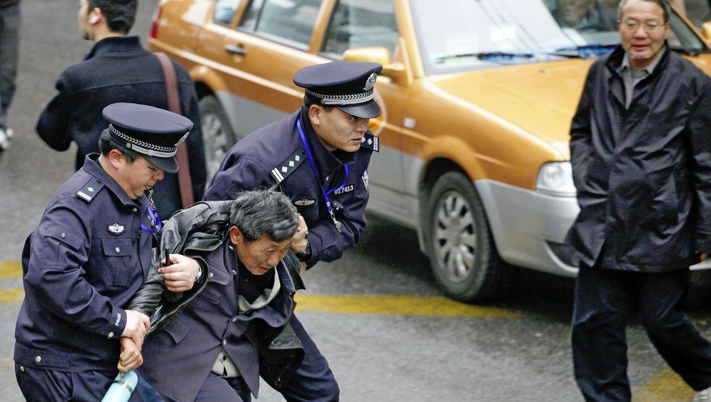 Photo Gallery: Hard Line in Beijing