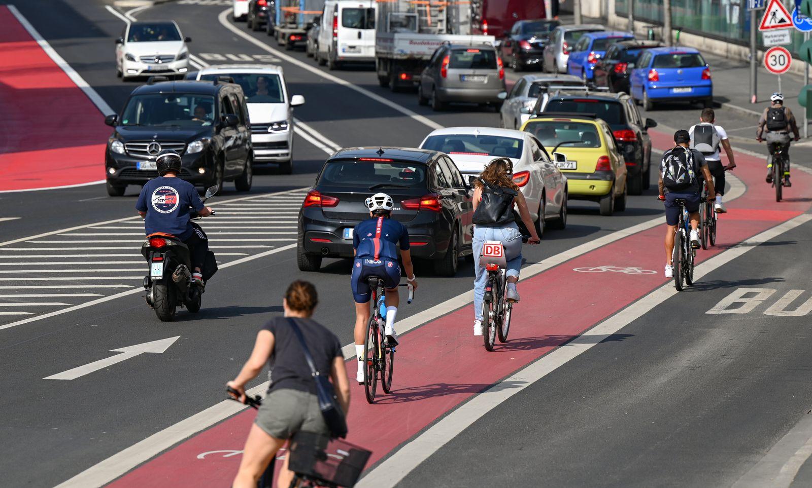 Strategie für den Radverkehr