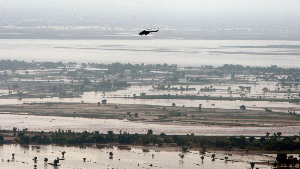 Photo Gallery: The Scope of Pakistan's Floods