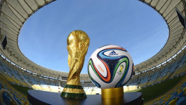 WM 2014: Vorfreude und Baustellen