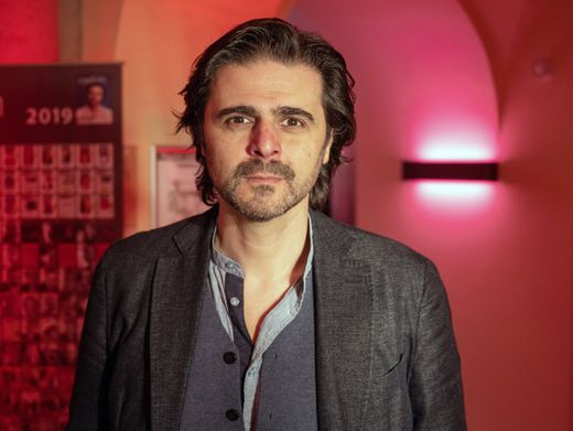 Juan Moreno beim Auslandseinsatz in Italien