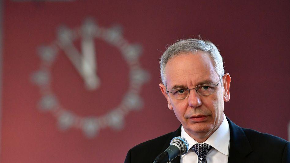 Gewerkschaftschef Vassiliads: »Immer schärfere Einsparvorgaben«