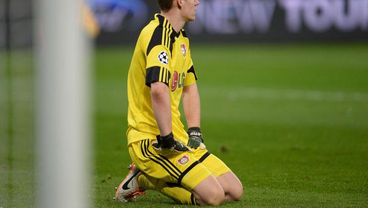Leverkusen in der Einzelkritik: Kollektive Schockstarre