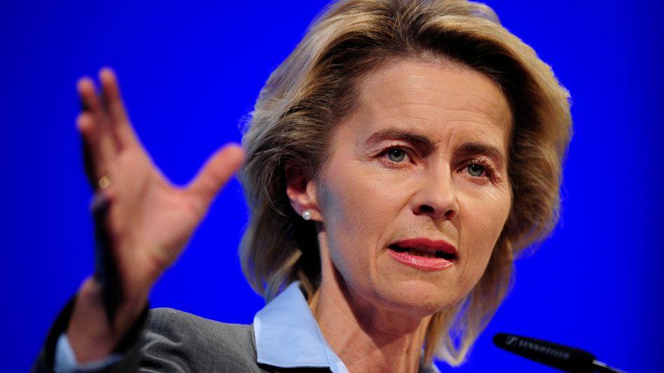 """Arbeitsministerin Ursula von der Leyen: """"Krachende Fehler in der Integrationspolitik"""""""