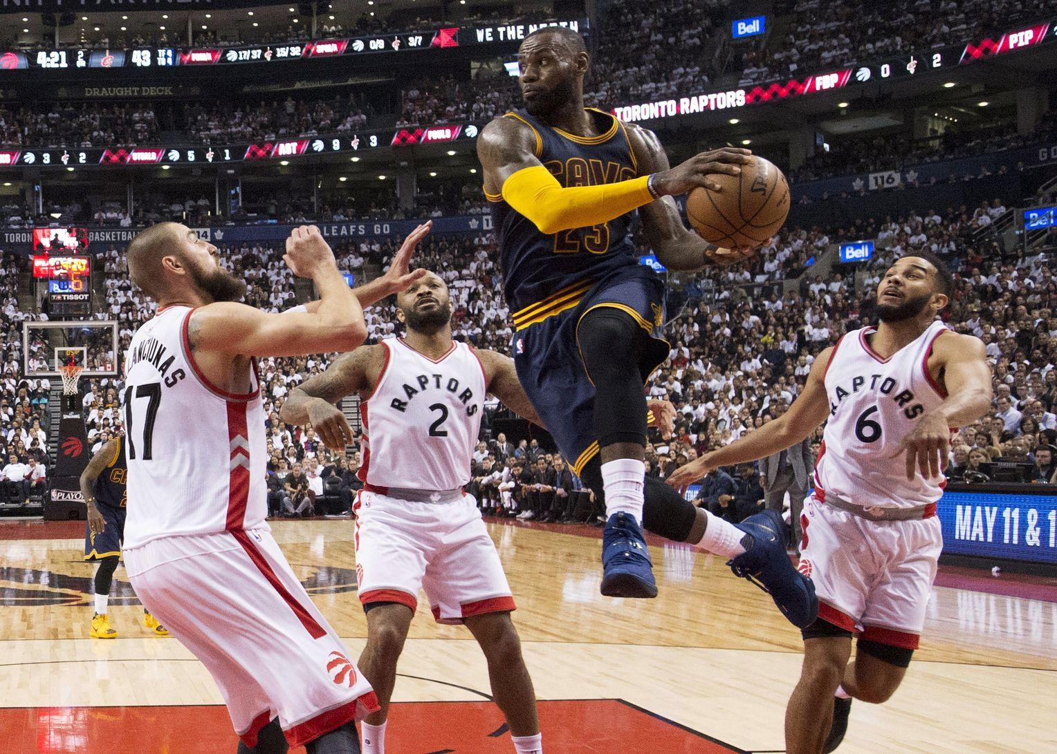 NBA Finals: Cleveland Cavaliers und Golden State Warriors
