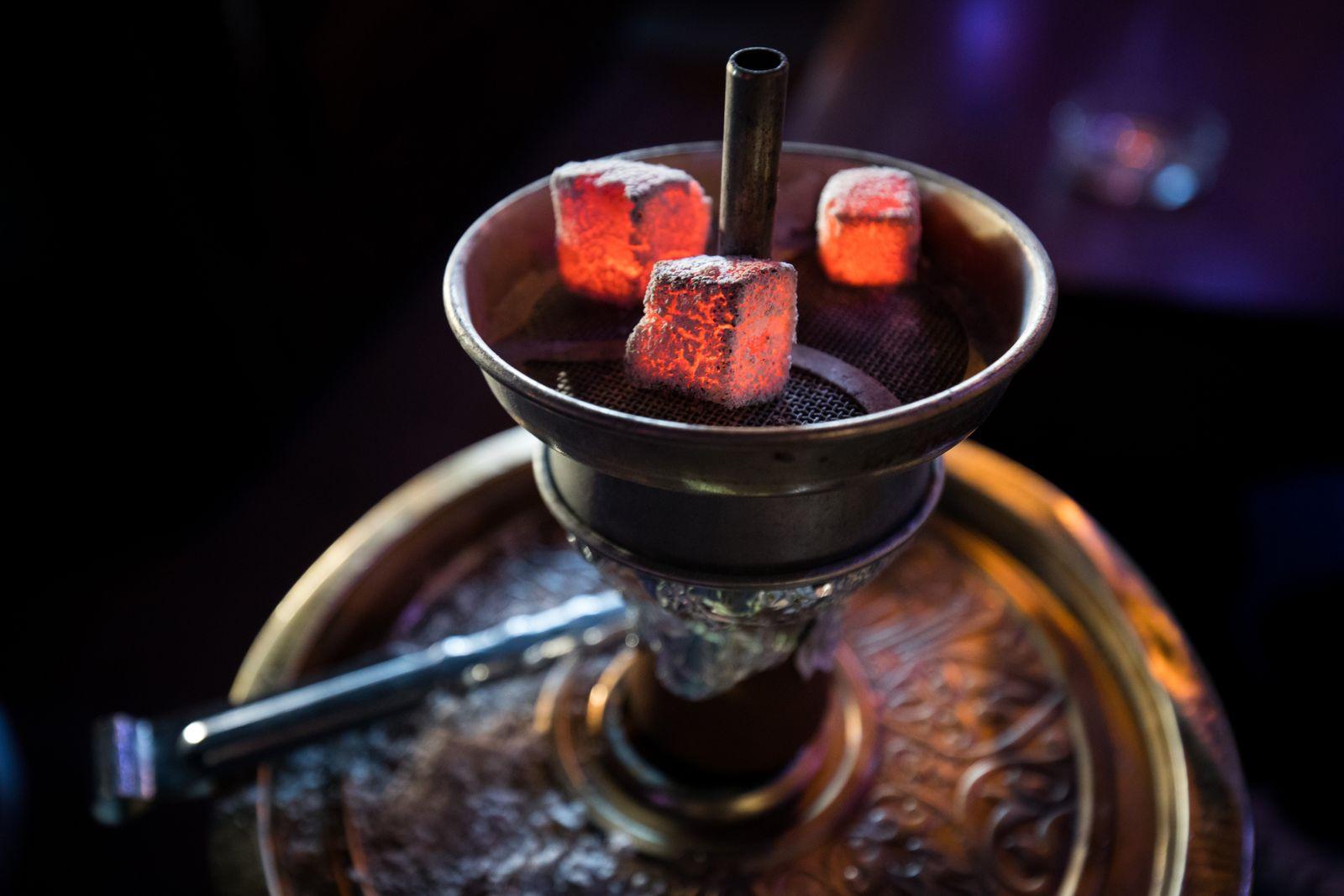 Gesetzentwurf zu Shisha-Bars in Hamburg