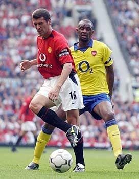 Auch bald vor Gericht: ManU-Spieler Roy Keane