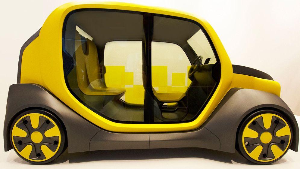 Forschungsprojekt City e-Taxi: Droschke auf Diät