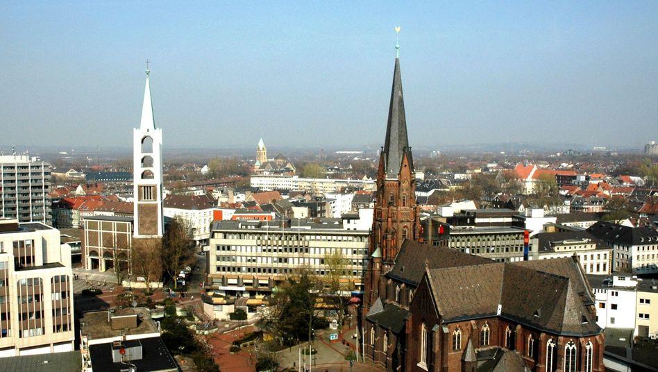 """Blick auf Gelsenkirchen: """"In vielen Familien gibt es keinen gemeinsamen Tisch mehr"""""""