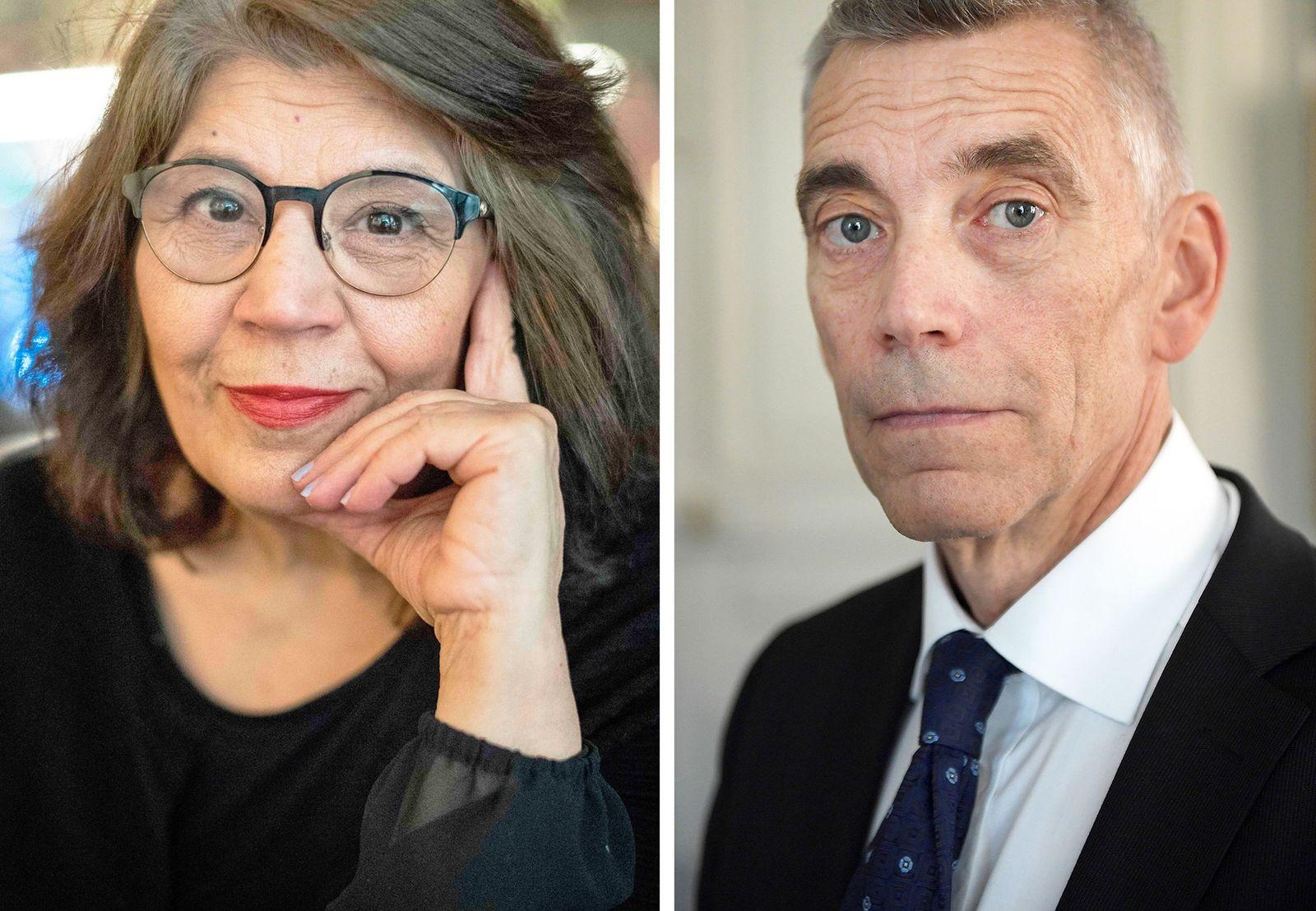 EINMALIGE VERWENDUNG Jila Mossaed/ Eric M. Runesson