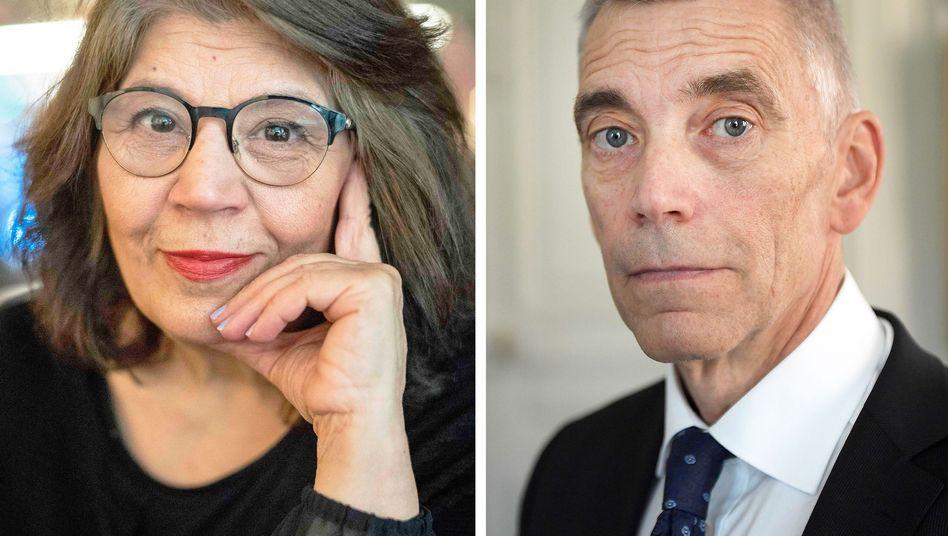 Jila Mossaed und Eric M. Runesson