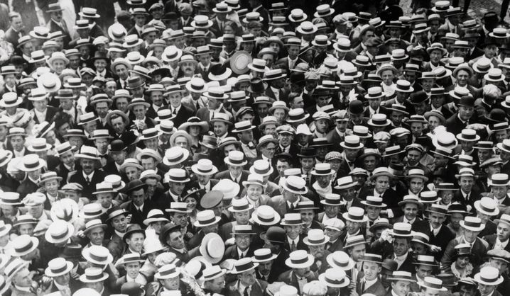 Eine Tradition, die das Klauen von Strohhüten erlaubt, löste Unruhen in Harlem aus - und machte Battle zum Helden