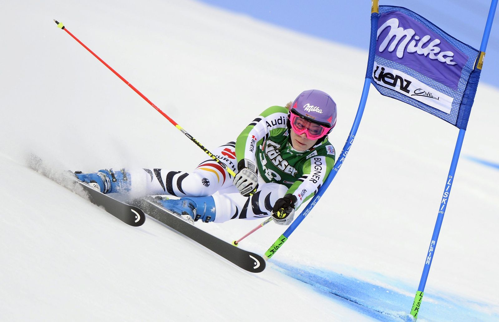Alpine Skiing World Cup in Lienz