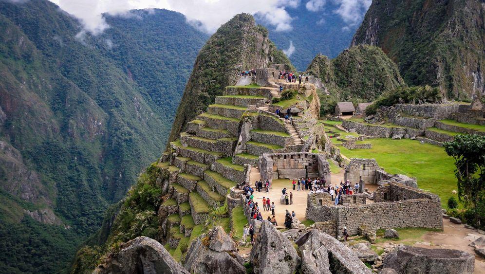 Machu Picchu in Peru: Neuer Flughafen für den Inka-Tourismus