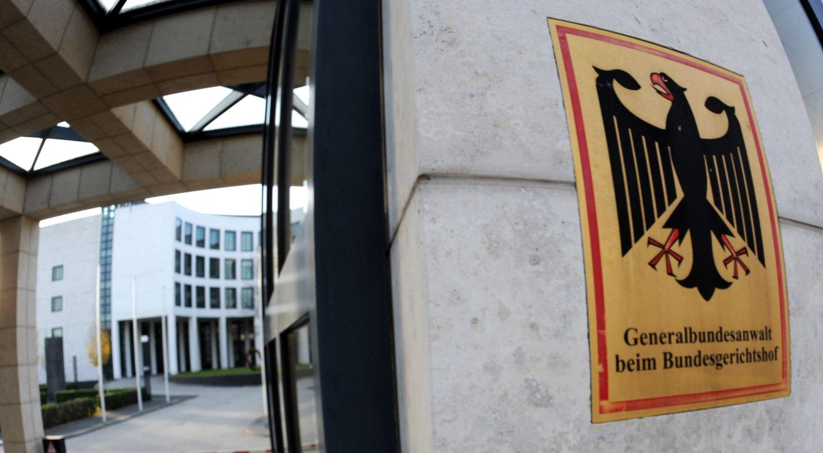 Bundesanwaltschaft / Karlsruhe