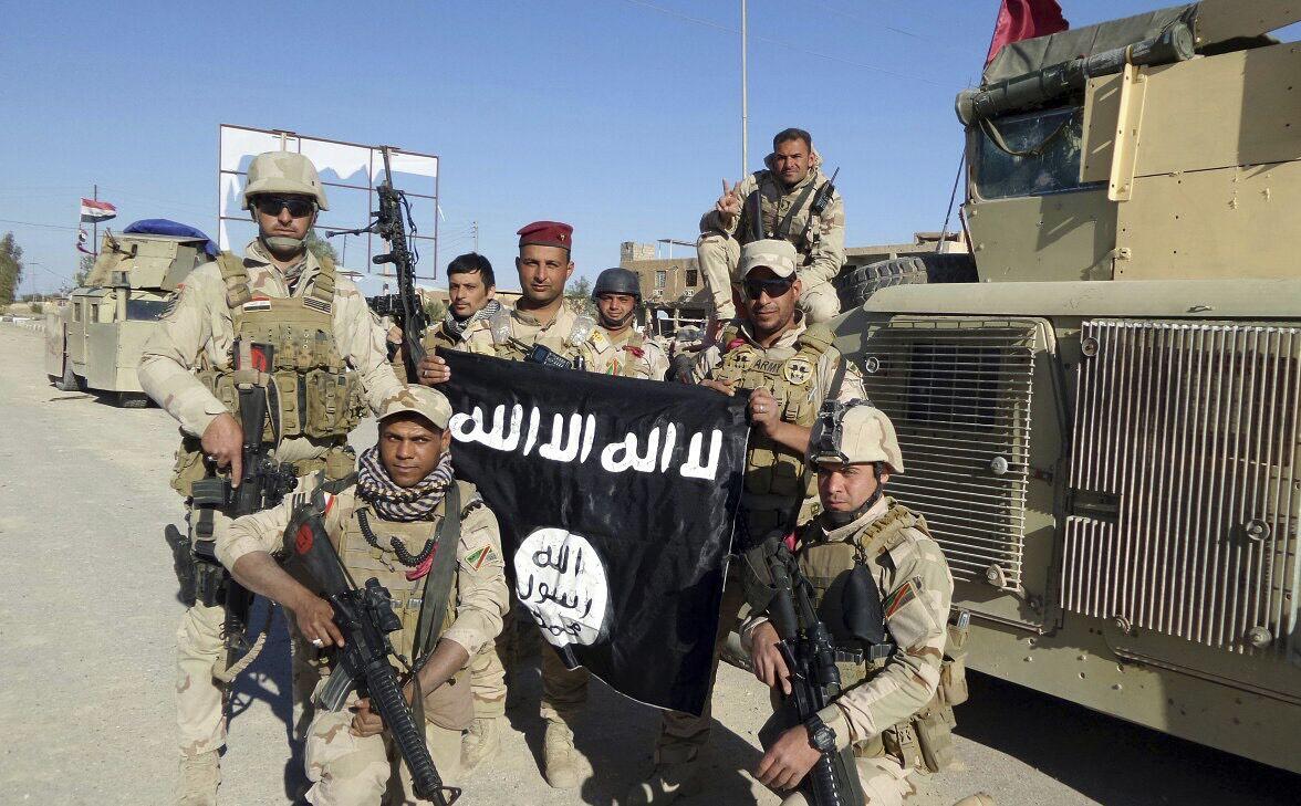 Irak / Isis / Soldaten