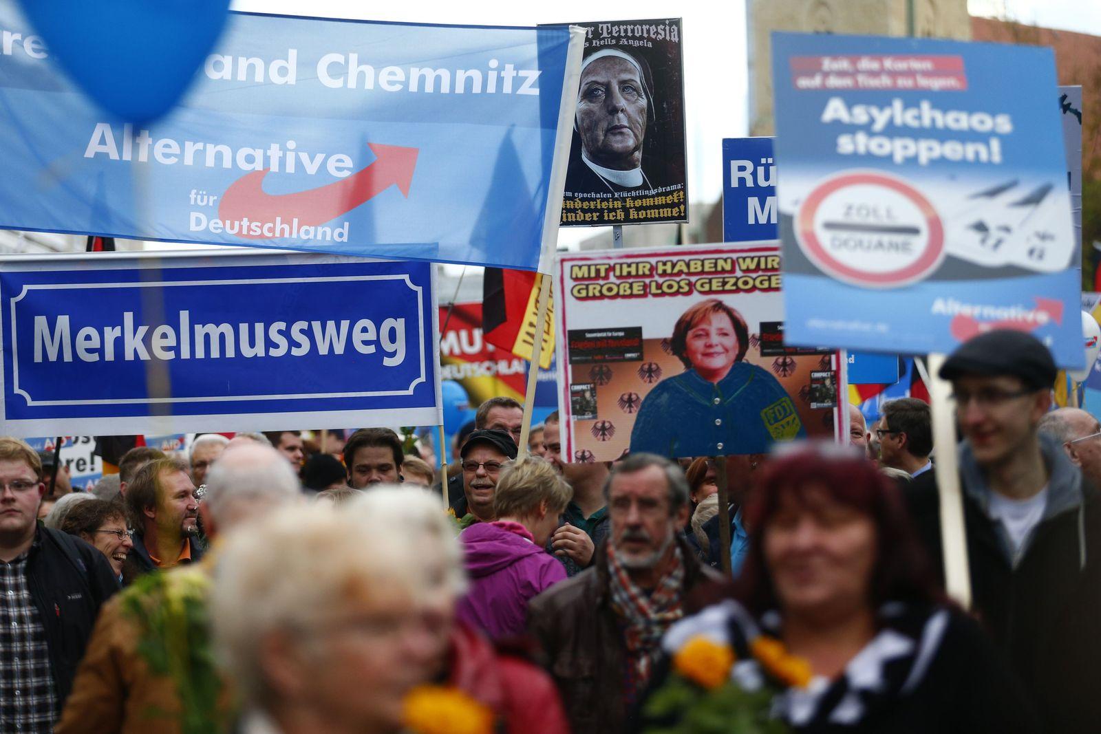 Berlin / Alternative für Deutschland / AfD