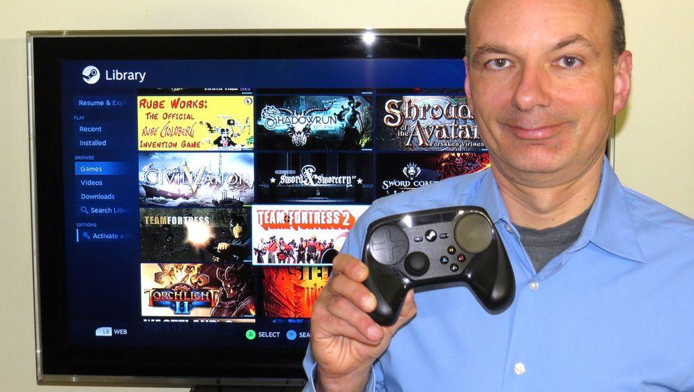 Steam Machines: Valve will ins Wohnzimmer