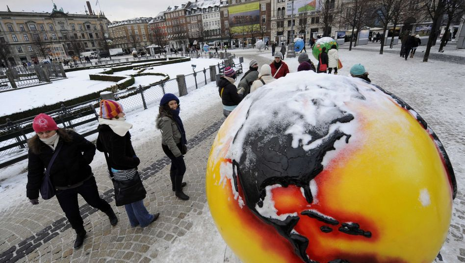 Copenhagen's conference ended without a legally-binding agreement to reduce emissions.