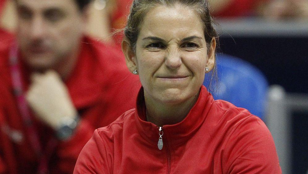 Arantxa Sánchez Vicario: Tennis-Star klagt Familie an