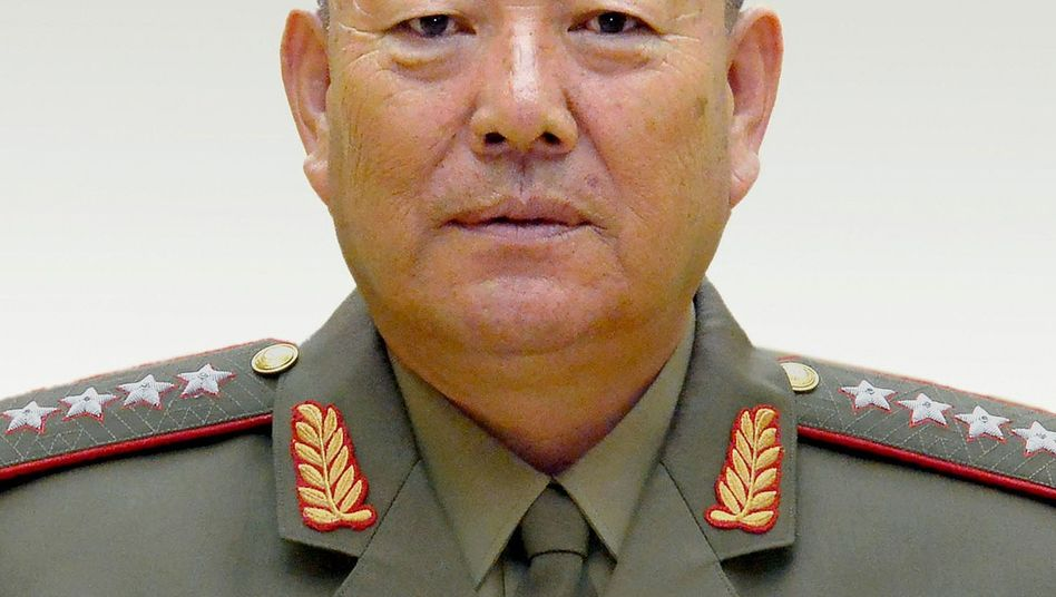 Nordkorea: Kim lässt offenbar Verteidigungsminister hinrichten