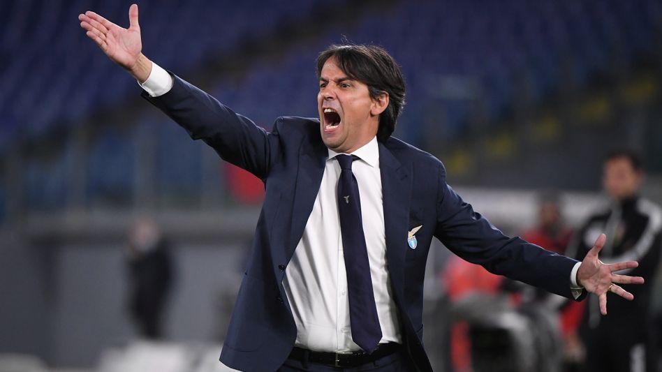 Von Lazio zum italienischen Meister: Simone Inzaghi
