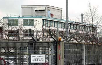 Streitobjekt Plutonium-Anlage in Hanau