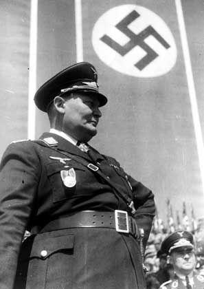 Hermann Göring: Todesurteil durch Selbstmord abgewendet