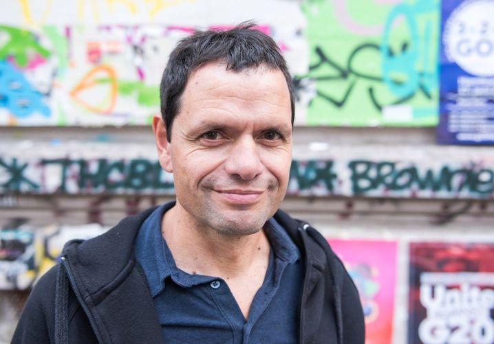 Rote-Flora-Aktivist Andreas Blechschmidt