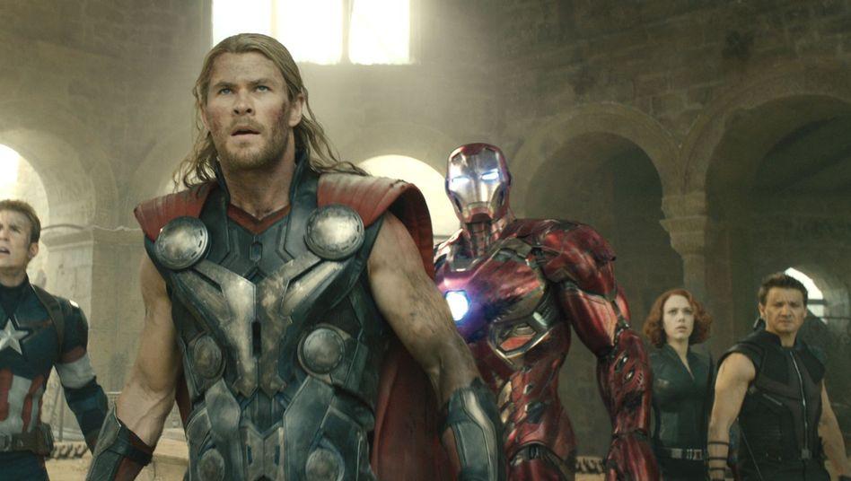 "Protest gegen Disney-Preispolitik: Kleinstadtkinos boykottieren ""Avengers""-Film"