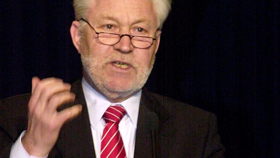 Schleswig-Holsteins Ex-Finanzminister Möller: Als Energieexperte unbekannt