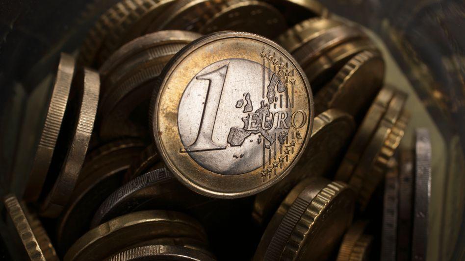 Euro-Münzen: Gespanntes Warten auf den Gipfel