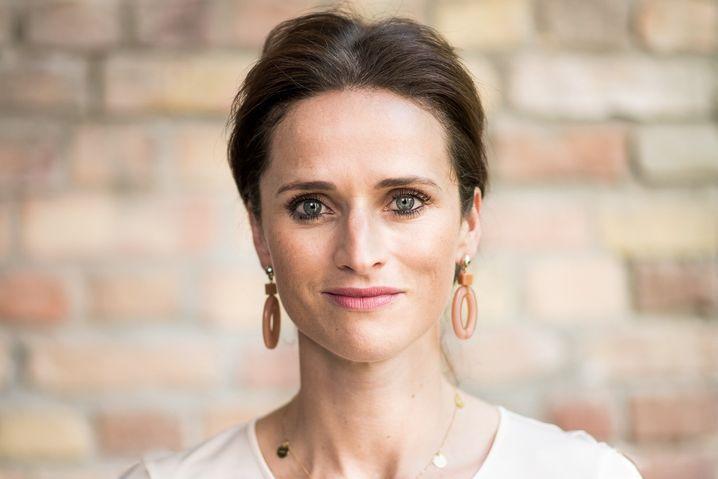 Verena Pausder kämpft mit einer Initiative für mehr Mutterschutz auf Vorstandsebene