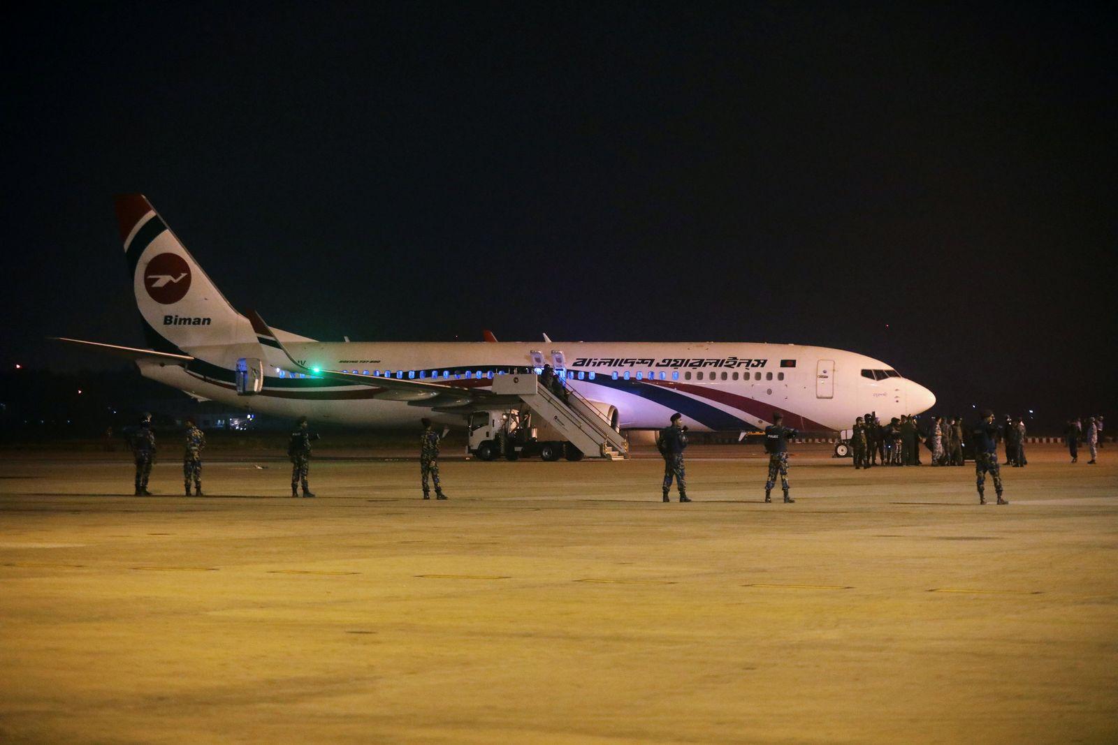 Bangladesch Flugzeug