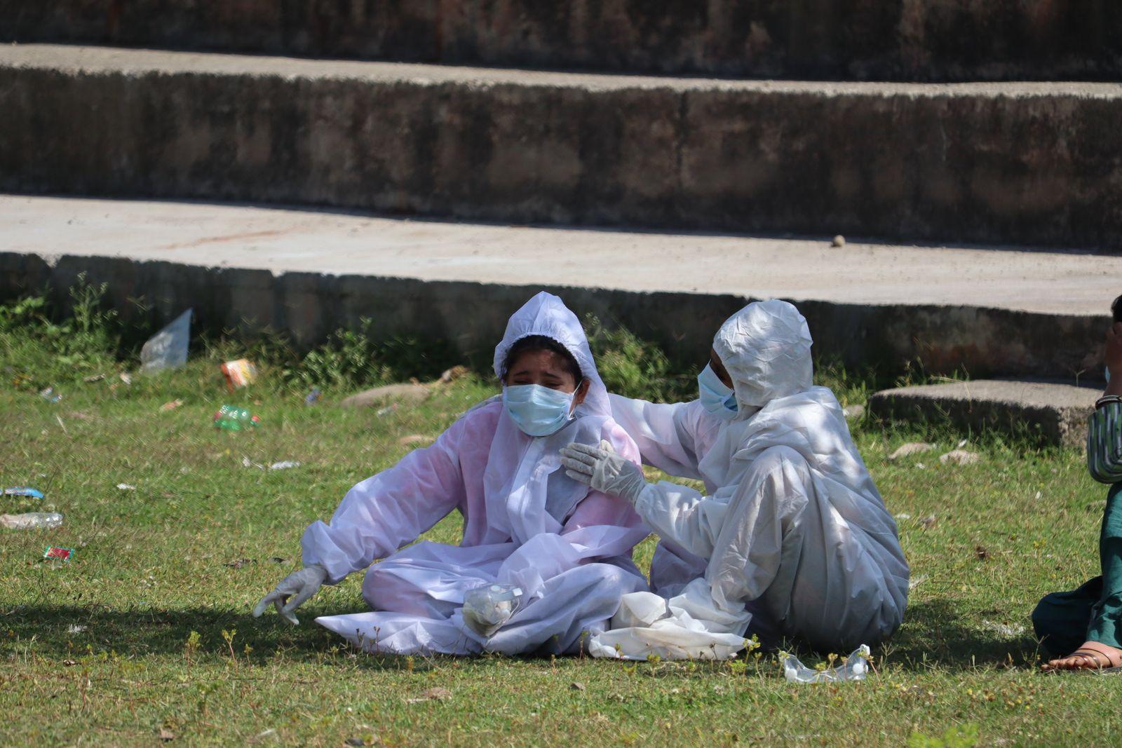 Coronavirus - Indien