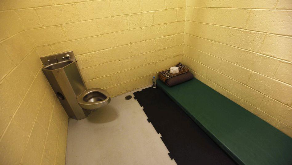 """Gefangene im Camp Delta, Guantanamo: """"Wir haben ein paar Leute gefoltert"""""""