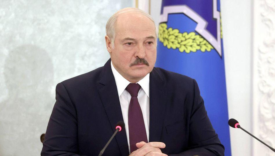 Alexander Lukaschenko: Seit der Präsidentschaftswahl im August kommt es zu Massendemonstrationen gegen den belarussischen Machthaber