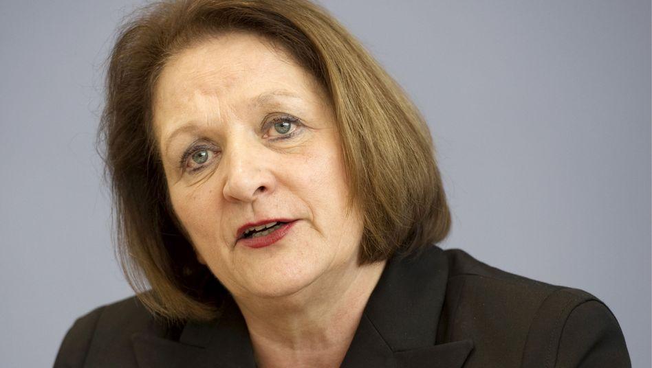 Leutheusser-Schnarrenberger: Die Justizministerin will mehr Pflichten für Internetprovider
