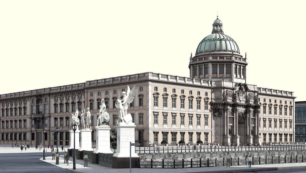 Berliner Stadtschloss: Die lange Geschichte vom Wiederaufbau