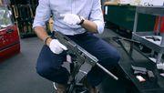 Selbst gebaute Maschinenpistolen