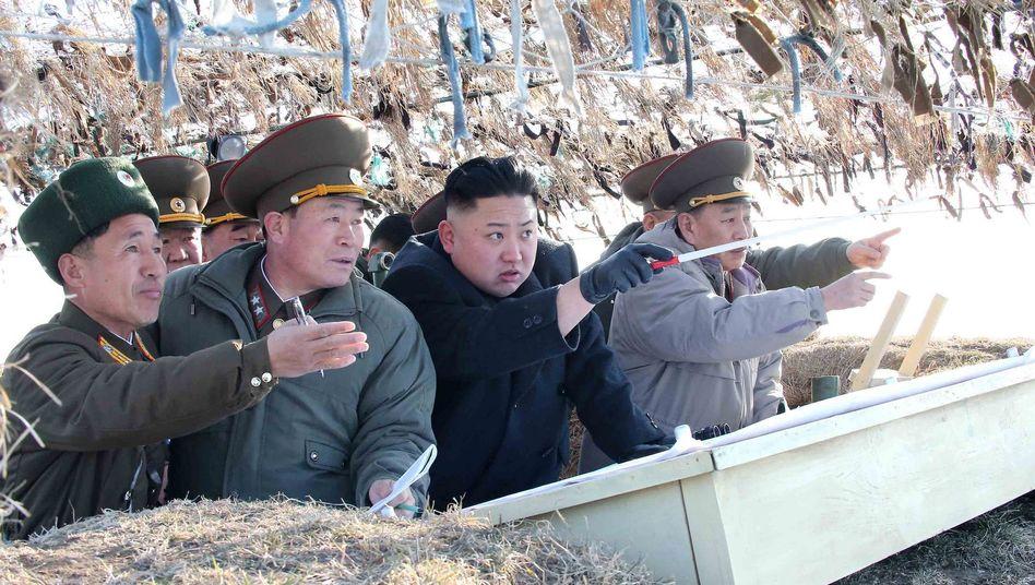 Nordkorea Droht Mit 3 Weltkrieg
