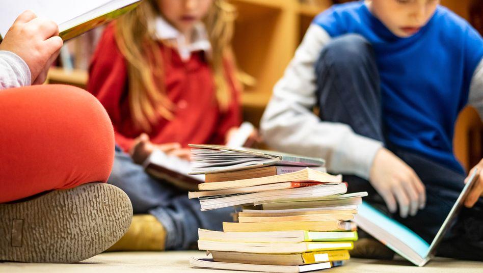 """""""Die Idee 'One size fits all' funktioniert nicht. Wir müssen Kindern ein großes Angebot an unterschiedlichen Büchern anbieten, damit sie sich selbst eins aussuchen können"""""""