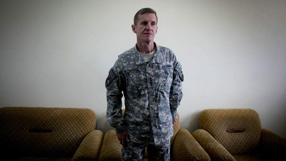Stanley McChrystal: Der asketische General