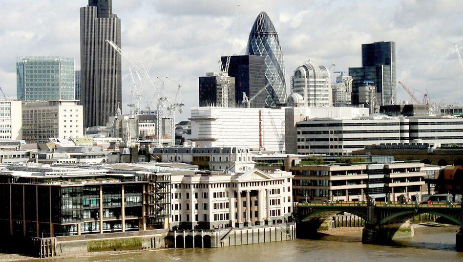 Londons Finanzzentrum: Exodus der Banker und Bosse