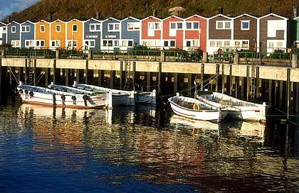 Geruhsame Zeiten: Im Winter bleiben die Touristenmassen der Nordseeinsel fern